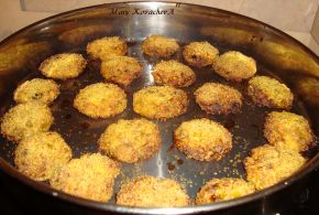 Снимка 4 от рецепта за Кюфтета от праз