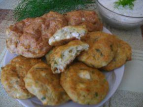 Снимка 3 от рецепта за Кюфтета от тиквички на фурна