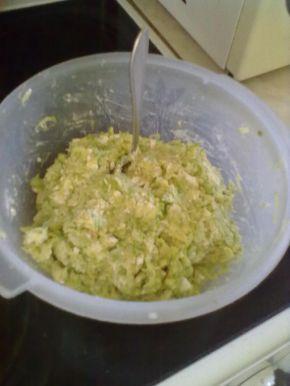 Снимка 2 от рецепта за Кюфтета от тиквички