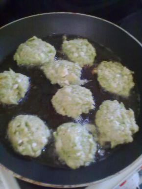 Снимка 3 от рецепта за Кюфтета от тиквички