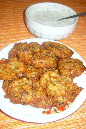 Снимка 5 от рецепта за Кюфтета от тиквички