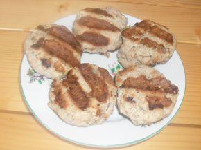 Снимка 2 от рецепта за Кюфтета с бобена салата