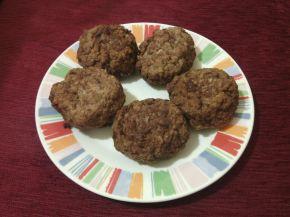 Снимка 2 от рецепта за Кюфтета с кашкавал