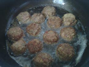 Снимка 3 от рецепта за Кюфтета със свинска и говежда кайма