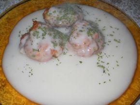 Снимка 2 от рецепта за Кюфтета в бял сос