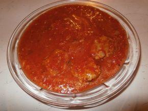 Снимка 6 от рецепта за Кюфтета в доматен сос