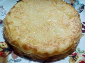 Снимка 2 от рецепта за Клин с ориз и сирене