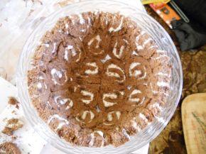 Снимка 2 от рецепта за Кокосова торта с руло