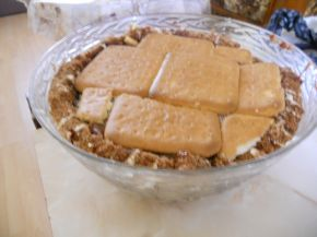 Снимка 3 от рецепта за Кокосова торта с руло