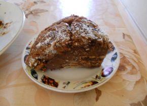 Снимка 4 от рецепта за Кокосова торта с руло