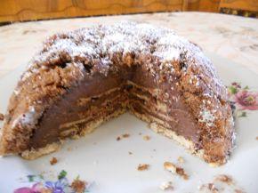 Снимка 5 от рецепта за Кокосова торта с руло