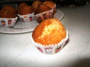Снимка 4 от рецепта за Кокосови мъфини