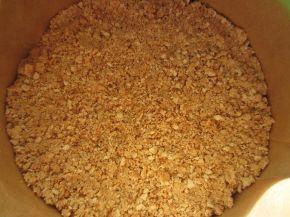 Снимка 2 от рецепта за Коледен чийзкейк
