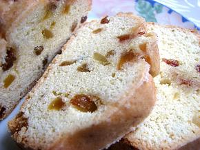 Снимка 1 от рецепта за Коледен кекс със сушени плодове