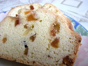 Снимка 2 от рецепта за Коледен кекс със сушени плодове