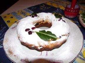 Снимка 2 от рецепта за Коледен венец
