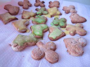 Снимка 10 от рецепта за Коледни сладки с джинджифил и канела