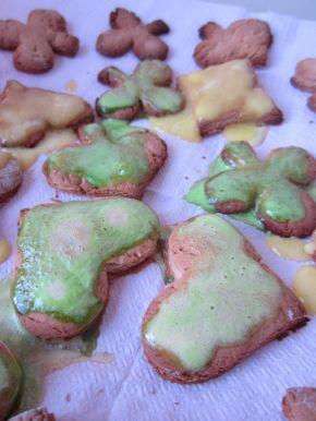 Снимка 11 от рецепта за Коледни сладки с джинджифил и канела