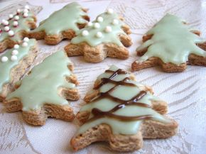 Снимка 2 от рецепта за Коледни сладки с джинджифил и канела
