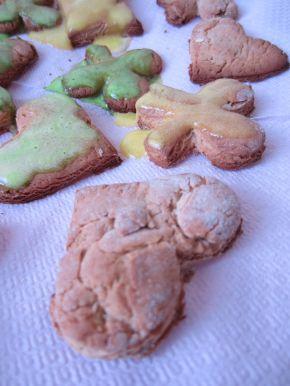 Снимка 9 от рецепта за Коледни сладки с джинджифил и канела