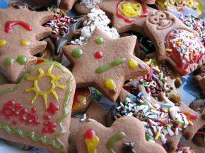 Снимка 2 от рецепта за Коледни сладки с какао