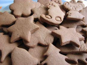 Снимка 3 от рецепта за Коледни сладки с какао