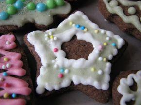 Снимка 7 от рецепта за Коледни сладки с какао