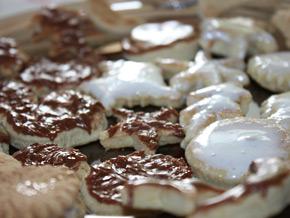 Снимка 9 от рецепта за Коледни сладки