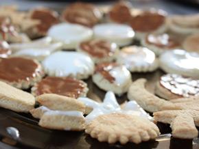 Снимка 2 от рецепта за Коледни сладки