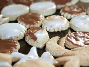 Снимка 6 от рецепта за Коледни сладки