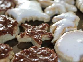 Снимка 8 от рецепта за Коледни сладки