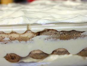 Снимка 7 от рецепта за Коледно тирамису