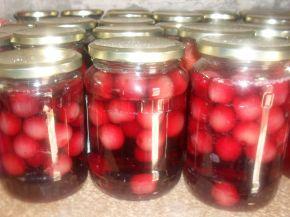 Снимка 2 от рецепта за Компот от череши