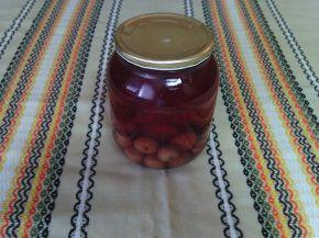 Снимка 4 от рецепта за Компот от череши