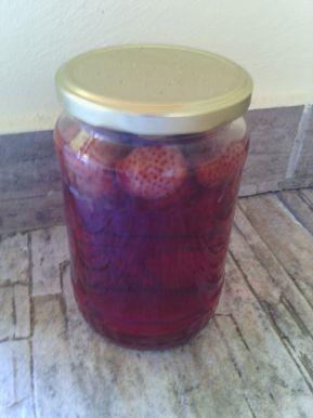 Снимка 2 от рецепта за Ягодов компот