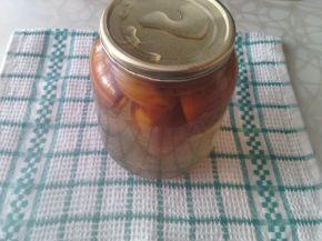 Снимка 10 от рецепта за Компот от праскови