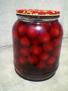 Снимка 3 от рецепта за Компот от вишни