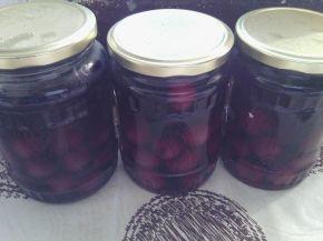 Снимка 5 от рецепта за Компот от вишни