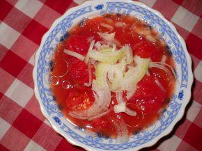 Снимка 3 от рецепта за Консервирани червени домати