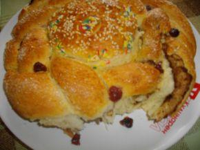 Снимка 4 от рецепта за Козуначена пита