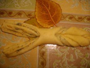 Снимка 10 от рецепта за Козуначени кифли от тефтера на баба
