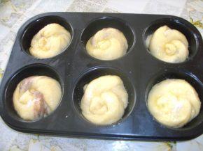 Снимка 2 от рецепта за Козуначени мъфини
