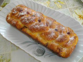Снимка 2 от рецепта за Козунак и питки с кисело мляко