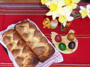 Снимка 5 от рецепта за Козунак по класическа рецепта