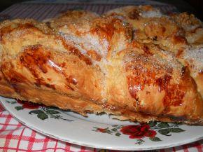Снимка 2 от рецепта за Козунак с орехи