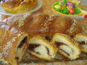Снимка 2 от рецепта за Козунаци и рула от едно тесто