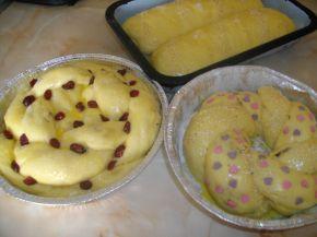 Снимка 8 от рецепта за Козунаци и рула от едно тесто