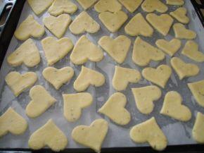 Снимка 3 от рецепта за Крекери за Свети Валентин