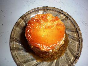 Снимка 3 от рецепта за Крем карамел с тиква