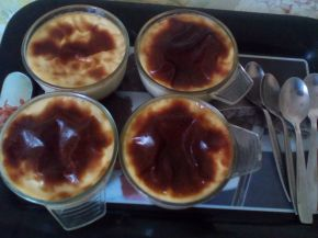Снимка 10 от рецепта за Крем карамел
